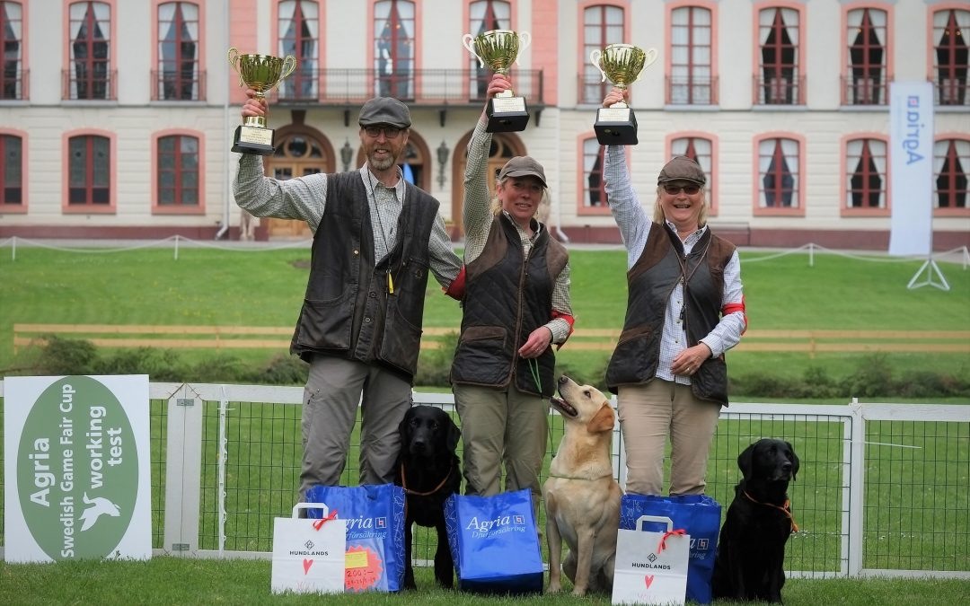 Agria Swedish Game Fair Cup