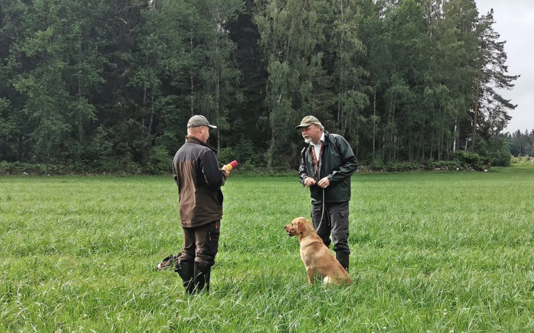 Gästinstruktör Tomi Sarkkinen 2020